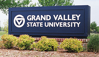 Grand Valley State University - Grand Rapids, Michigan